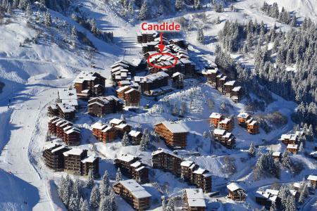 Location au ski Résidence Candide - Méribel-Mottaret