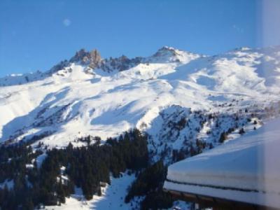 Location au ski Appartement 2 pièces 4 personnes (031) - Résidence Cembros - Méribel-Mottaret - Extérieur hiver