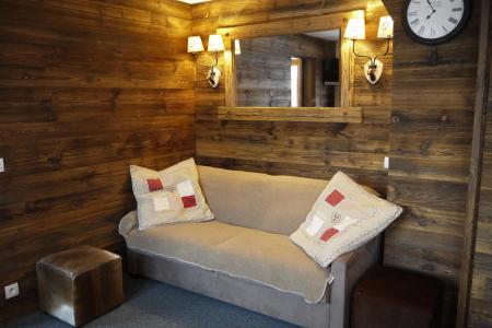 Location au ski Appartement 2 pièces 4 personnes (031) - Résidence Cembros - Méribel-Mottaret - Séjour