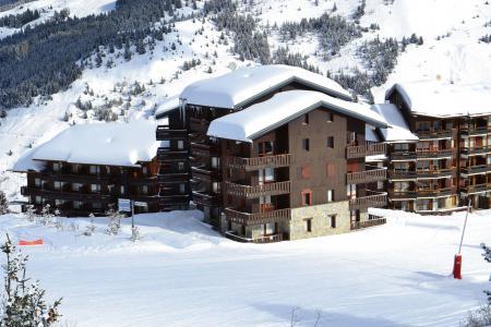 Alquiler Méribel-Mottaret : Résidence Cimes I invierno