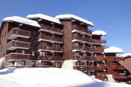 Vacances en montagne Résidence Cimes I - Méribel-Mottaret - Extérieur hiver