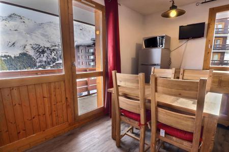 Location au ski Appartement 2 pièces 4 personnes (017) - Résidence Cimes II - Méribel-Mottaret - Appartement