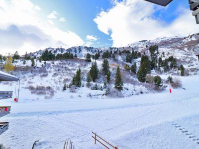 Location au ski Appartement 2 pièces mezzanine 4 personnes (161) - Résidence Creux de l'Ours Bleu - Méribel-Mottaret