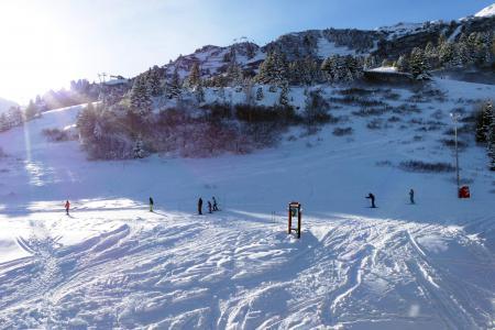 Location au ski Appartement 2 pièces mezzanine 6 personnes (153) - Résidence Creux de l'Ours Bleu - Méribel-Mottaret
