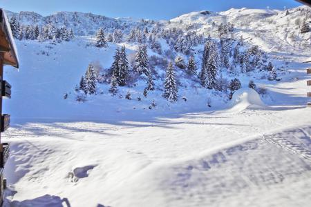 Location au ski Studio coin montagne 4 personnes (138) - Résidence Creux de l'Ours Bleu - Méribel-Mottaret