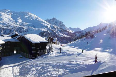 Location au ski Studio 4 personnes (169) - Résidence Creux de l'Ours Bleu - Méribel-Mottaret