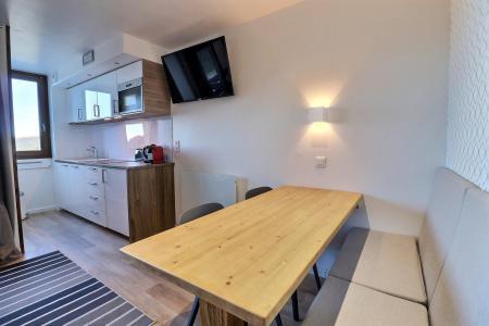 Location au ski Appartement 2 pièces 4 personnes (084) - Résidence Creux de l'Ours Bleu - Méribel-Mottaret - Séjour