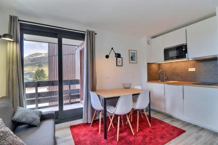 Location au ski Appartement 2 pièces 4 personnes (53) - Résidence Creux de l'Ours Bleu - Méribel-Mottaret - Appartement