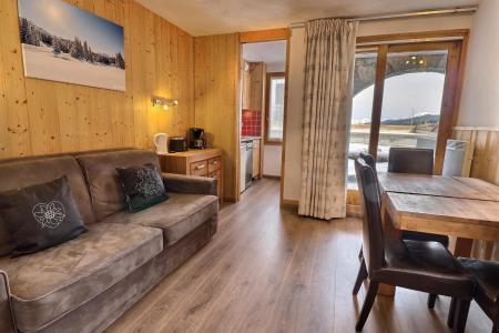 Location au ski Appartement 2 pièces 4 personnes (A16) - Résidence Creux de l'Ours Rouge - Méribel-Mottaret - Appartement