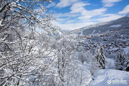 Location au ski Résidence Dandy - Méribel-Mottaret - Extérieur hiver