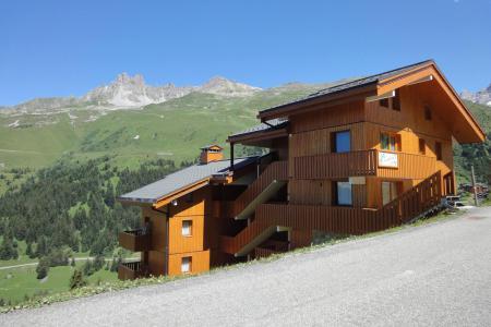 Location au ski Résidence Gentianes - Méribel-Mottaret