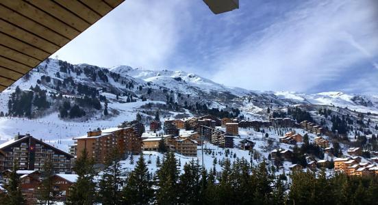Location au ski Appartement 3 pièces 6 personnes (A25) - Résidence Grand Dou - Méribel-Mottaret - Extérieur hiver