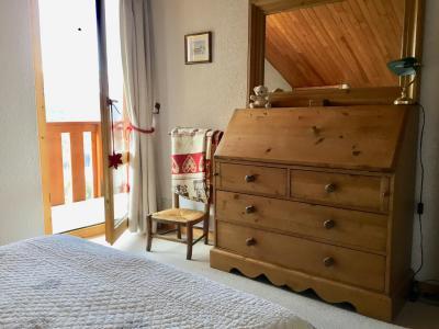 Location au ski Appartement 3 pièces 6 personnes (A25) - Résidence Grand Dou - Méribel-Mottaret - Chambre