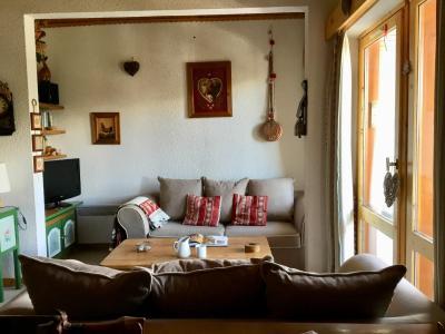 Location au ski Appartement 3 pièces 6 personnes (A25) - Résidence Grand Dou - Méribel-Mottaret - Séjour