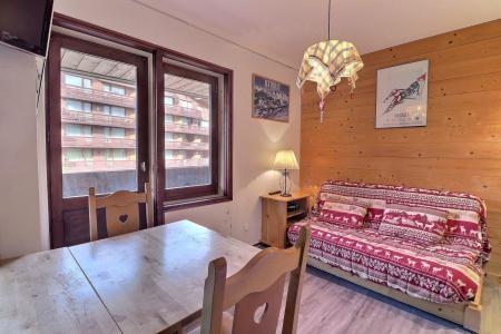 Location au ski Studio cabine 3 personnes (20) - Résidence Grande Rosière - Méribel-Mottaret