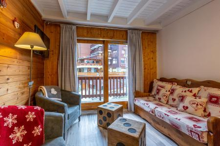 Location au ski Appartement duplex 3 pièces 6 personnes (E01) - Résidence l'Alpinéa - Méribel-Mottaret