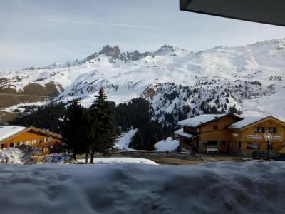 Location au ski Appartement 2 pièces 3 personnes (A04) - Résidence l'Alpinéa - Méribel-Mottaret