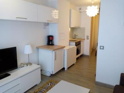 Location au ski Appartement 2 pièces 3 personnes (A04) - Résidence l'Alpinéa - Méribel-Mottaret - Séjour