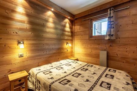 Location au ski Appartement 2 pièces 6 personnes (C04) - Résidence l'Alpinéa - Méribel-Mottaret - Lit double