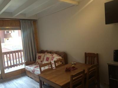 Location au ski Appartement duplex 3 pièces 6 personnes (1048) - Résidence l'Alpinéa - Méribel-Mottaret - Canapé-lit