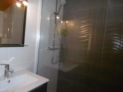 Location au ski Appartement duplex 3 pièces 6 personnes (1048) - Résidence l'Alpinéa - Méribel-Mottaret - Douche