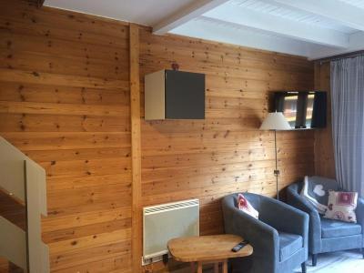 Location au ski Appartement duplex 3 pièces 6 personnes (1048) - Résidence l'Alpinéa - Méribel-Mottaret - Fauteuil