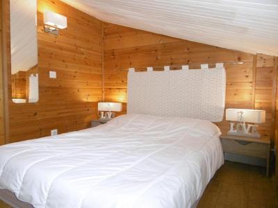 Location au ski Appartement duplex 3 pièces 6 personnes (1048) - Résidence l'Alpinéa - Méribel-Mottaret - Lit double