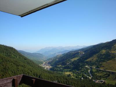Location au ski Studio 4 personnes (07) - Résidence l'Arc en Ciel - Méribel-Mottaret