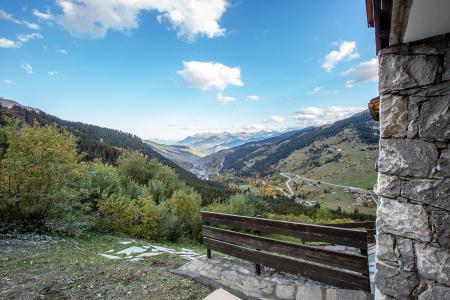 Location au ski Studio 4 personnes (I03) - Résidence l'Arc en Ciel - Méribel-Mottaret