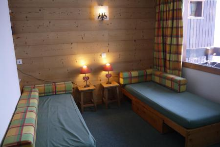 Location au ski Studio 4 personnes (L10) - Résidence l'Arc en Ciel - Méribel-Mottaret - Séjour
