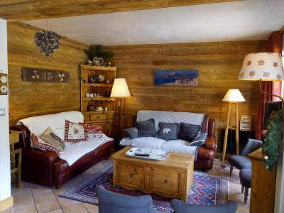 Location au ski Appartement 6 pièces 10 personnes (15C) - Résidence l'Olympie I - Méribel-Mottaret - Séjour