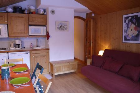Location au ski Appartement 3 pièces cabine 6 personnes (017) - Résidence l'Olympie II - Méribel-Mottaret