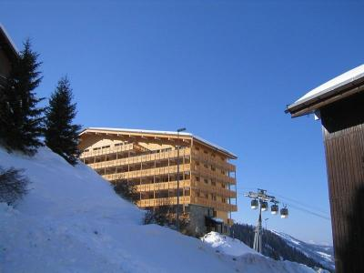 Ski en famille Résidence la Vanoise