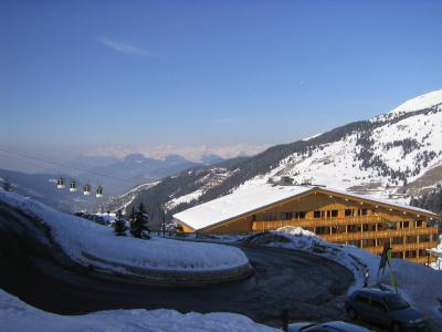 Location au ski Résidence la Vanoise - Méribel-Mottaret - Extérieur hiver