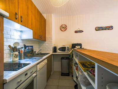 Location au ski Appartement 2 pièces 6 personnes (029) - Résidence la Vanoise - Méribel-Mottaret - Appartement