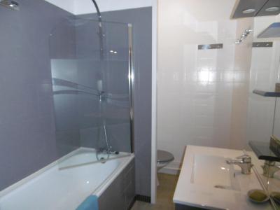 Location au ski Appartement 3 pièces 6 personnes (013) - Résidence la Vanoise - Méribel-Mottaret - Baignoire