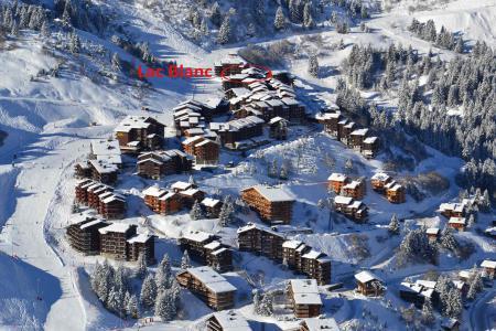 Location au ski Résidence Lac Blanc - Méribel-Mottaret - Extérieur hiver