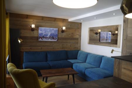Location au ski Appartement 3 pièces 6 personnes (007) - Résidence Lama - Méribel-Mottaret