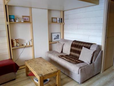 Location au ski Appartement 2 pièces 4 personnes (022) - Résidence Lama - Méribel-Mottaret - Canapé