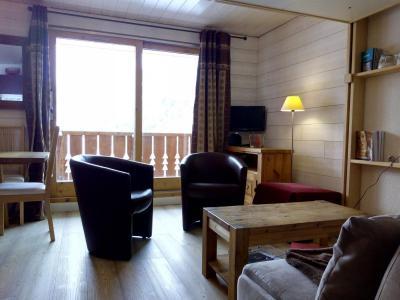 Location au ski Appartement 2 pièces 4 personnes (022) - Résidence Lama - Méribel-Mottaret - Fauteuil