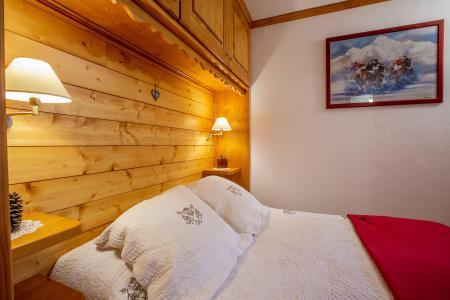 Location au ski Appartement 3 pièces 6 personnes (018) - Résidence Lama - Méribel-Mottaret - Lit double