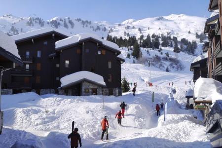 Location au ski Studio 4 personnes (951) - Résidence le Boulevard - Méribel-Mottaret