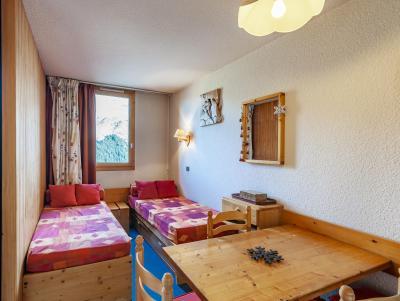 Location au ski Studio 4 personnes (B07) - Résidence le Boulevard - Méribel-Mottaret - Séjour