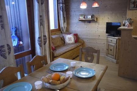 Location au ski Appartement 2 pièces 6 personnes (590) - Résidence le Creux de l'Ours A - Méribel-Mottaret
