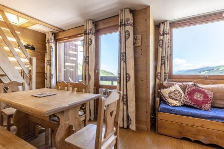 Location au ski Appartement 2 pièces 6 personnes (60) - Résidence le Creux de l'Ours A - Méribel-Mottaret