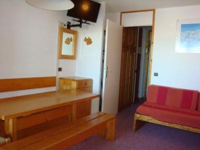 Location au ski Appartement 2 pièces 5 personnes (570) - Résidence le Creux de l'Ours A - Méribel-Mottaret - Séjour