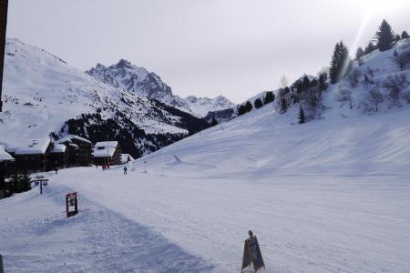 Location au ski Studio 4 personnes (166) - Résidence le Creux de l'Ours D - Méribel-Mottaret