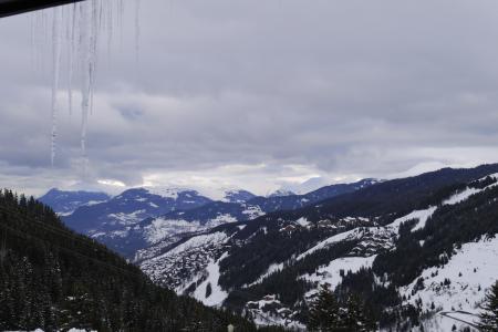 Location au ski Studio 4 personnes (E01) - Résidence le Lac Blanc - Méribel-Mottaret