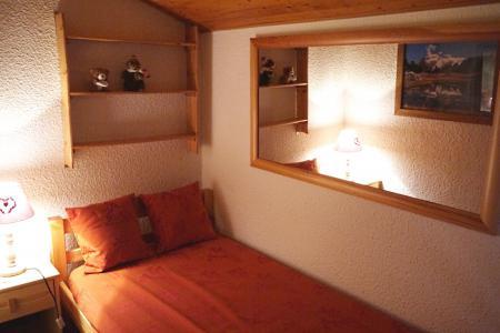 Location au ski Studio mezzanine 4 personnes (F07) - Résidence le Lac Blanc - Méribel-Mottaret