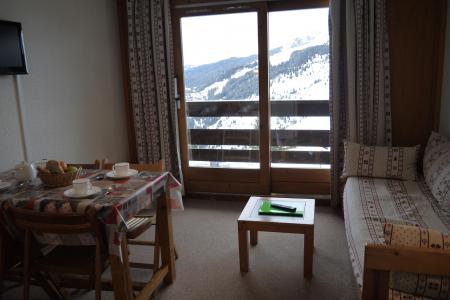 Location au ski Studio 4 personnes (E01) - Résidence le Lac Blanc - Méribel-Mottaret - Appartement